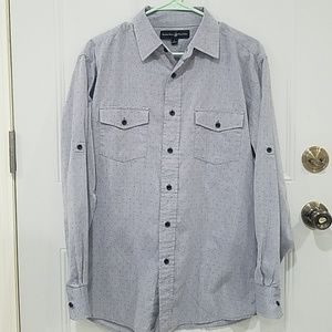 Beverly Hills Polo Club size large button-down